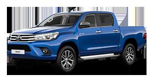 Toyota Hilux - Concessionario Toyota Carpi
