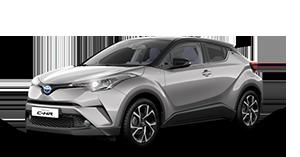 Toyota C-HR - Concessionario Toyota Carpi