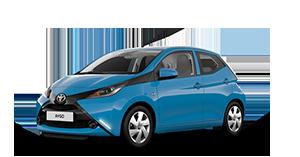 Toyota AYGO - Concessionario Toyota Carpi