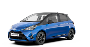 Toyota Yaris - Concessionario Toyota Carpi